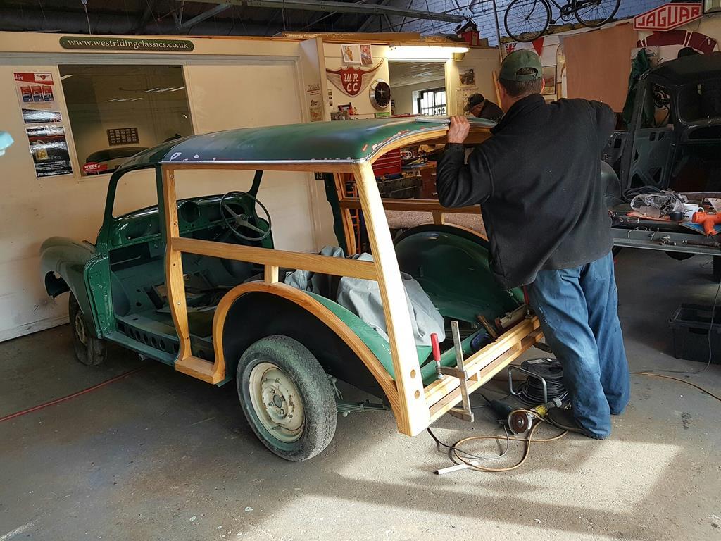 Classic Car Restoration - Classic car restoration