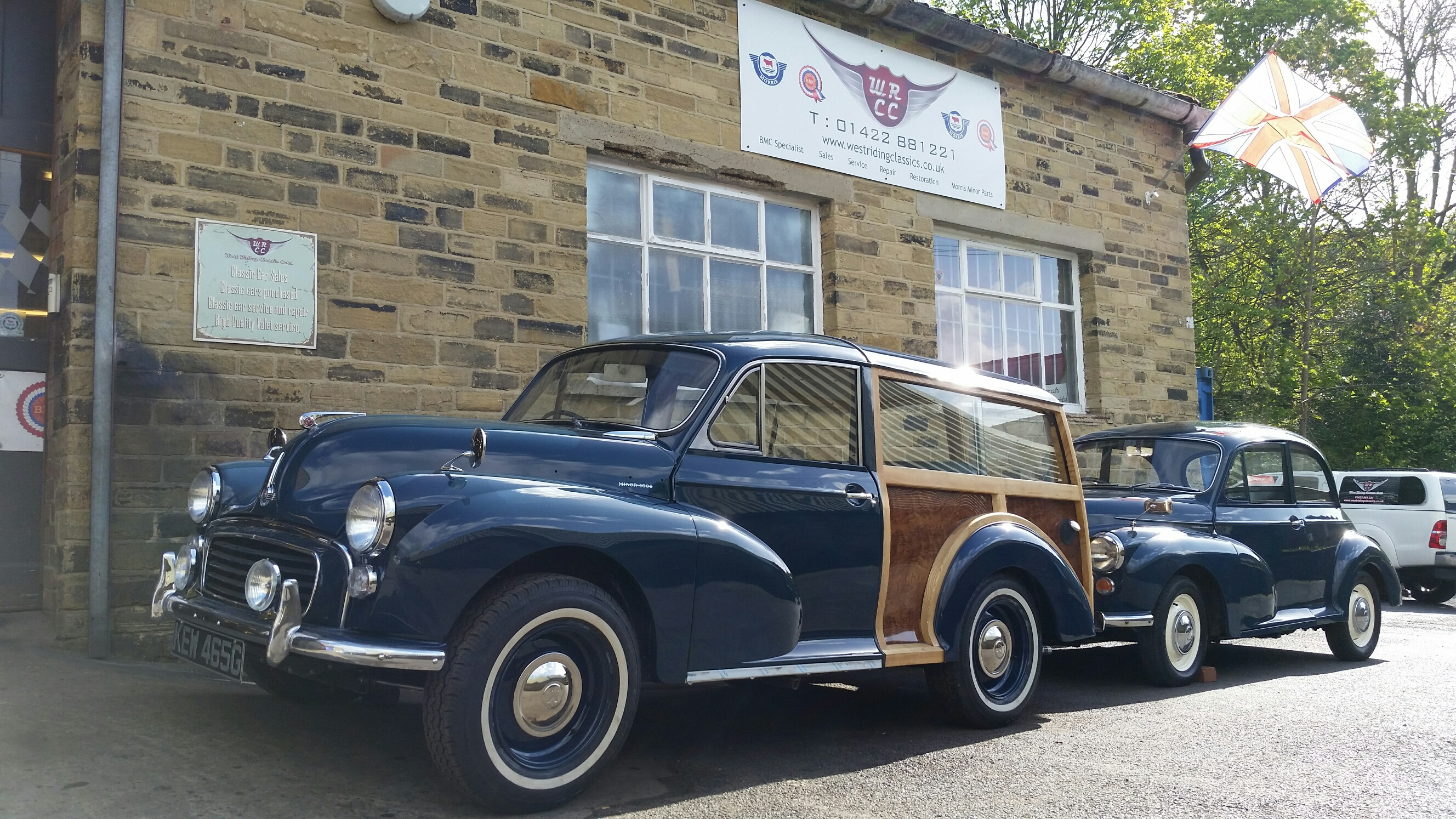 West Riding Classic Cars Ltd Halifax