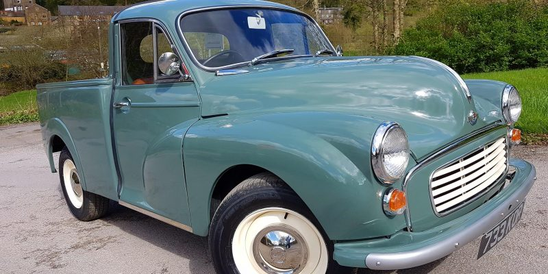 1964 Morris Minor Pick up **Nut and bolt show quality LCV**
