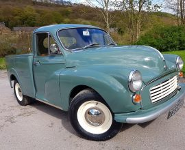 1964 Morris Minor Pick up **Nut and bolt show quality LCV** sold please call we can build to your spec!!