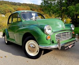 1970 Morris Minor 2 Door Saloon
