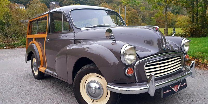 1966 Morris Minor Traveller