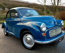 1968 Morris Minor saloon