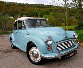 1966 Morris Minor Convertible