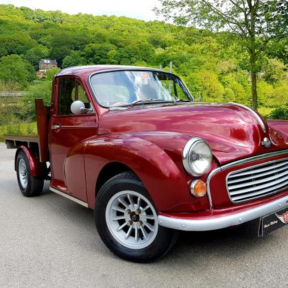1970 Morris Minor Custom Pick up