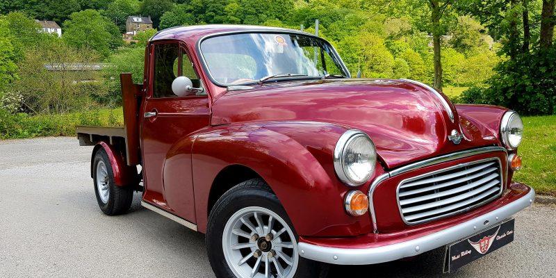 1970 Morris Minor Custom Pick up