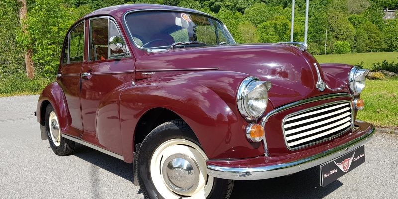 1968 Morris Minor 4 door