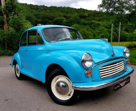 1967 Morris Minor saloon